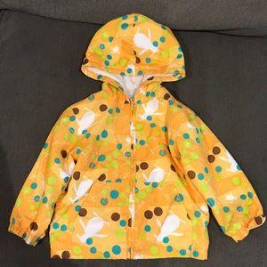 Kids Penguin yellow jacket 18month